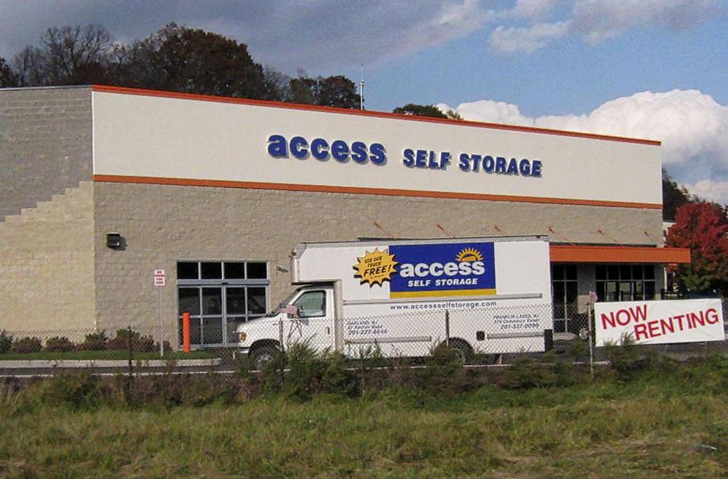 A Self Storage